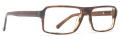 Von Zipper Ctrl + Alt + Del Eyeglasses Eyeglasses - Demi Tortoise