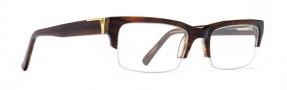 Von Zippper Elks Lodge Eyeglasses Eyeglasses - Demi Tortoise