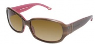 Tommy Bahama TB 7004 Sunglasses Sunglasses - Havana Rose
