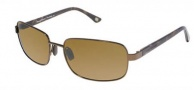 Tommy Bahama TB 6004 Sunglasses Sunglasses - Brew