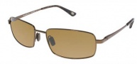 Tommy Bahama TB 6002 Sunglasses Sunglasses - Brew