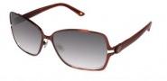 Tommy Bahama TB 533sa Sunglasses Sunglasses - Merlot