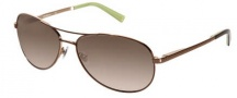 Tommy Bahama TB 525sa Sunglasses Sunglasses - Double Chocolate / Brown Gradient