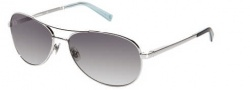 Tommy Bahama TB 525sa Sunglasses Sunglasses - Sterling / Grey Gradient