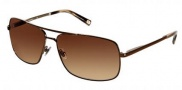 Tommy Bahama TB 520sp Sunglasses Sunglasses - Brew / Brown Gradient Polarized