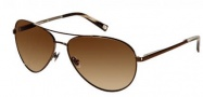 Tommy Bahama TB 519sp Sunglasses Sunglasses - Brew / Brown Gradient Polarized