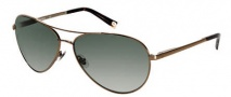 Tommy Bahama TB 519sp Sunglasses Sunglasses - Desert / Green Gradient Polarized