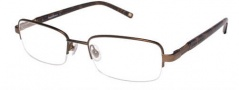 Tommy Bahama TB 4000 Eyeglasses Eyeglasses - Aged Cognac