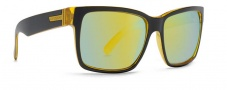 Von Zipper Smokeout Sunglasses- Limited Edition Sunglasses - Elmore's Banana Bake