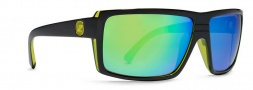 Von Zipper Smokeout Sunglasses- Limited Edition Sunglasses - Snark's Lightsout Lime