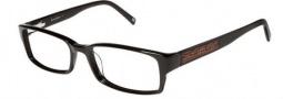 Tommy Bahama TB 166 Eyeglasses Eyeglasses - Black Wood