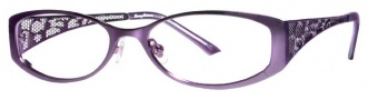 Tommy Bahama TB 121 Eyeglasses Eyeglasses - Plum
