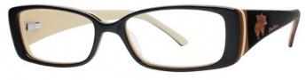 Tommy Bahama TB 111 Eyeglasses Eyeglasses - Cafe Latte