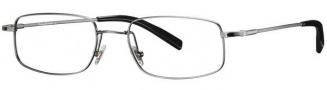 Tommy Bahama TB 80 Eyeglasses Eyeglasses - Antique Silver