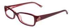 Bebe BB 5021 Eyeglasses Eyeglasses - Burgundy