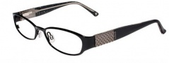 Bebe BB 5019 Eyeglasses Eyeglasses - Jet Black