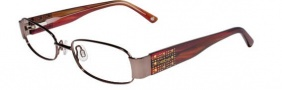 Bebe BB 5018 Eyeglasses Eyeglasses - Mocha