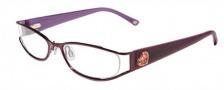 Bebe BB 5016 Eyeglasses Eyeglasses - Amethyst Purple