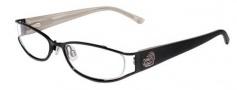 Bebe BB 5016 Eyeglasses Eyeglasses - Jet Black