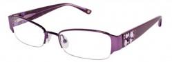 Bebe BB 5015 Eyeglasses Eyeglasses - Amethyst Purple