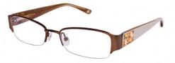 Bebe BB 5015 Eyeglasses Eyeglasses - Smoked Topaz