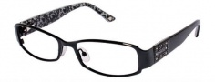 Bebe BB 5013 Eyeglasses Eyeglasses - Jet