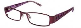 Bebe BB 5012 Eyeglasses Eyeglasses - Amethyst Purple