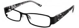 Bebe BB 5012 Eyeglasses Eyeglasses - Jet Black