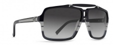 Von Zipper Manchu Sunglasses Sunglasses - LTR-Leopard Tortoise / Bronze