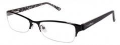 Bebe BB5010 Eyeglasses Eyeglasses - Jet Black