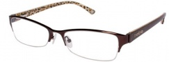 Bebe BB5010 Eyeglasses Eyeglasses - Smoked Topaz