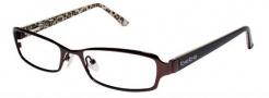 Bebe BB 5009 Eyeglasses Eyeglasses - Smoked Topaz