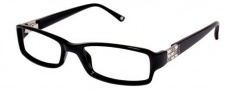 Bebe BB 5008 Eyeglasses Eyeglasses - Jet Black