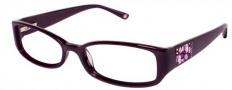 Bebe BB 5007 Eyeglasses Eyeglasses - Amethyst Purple