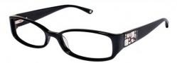 Bebe BB 5007 Eyeglasses Eyeglasses - Jet Black