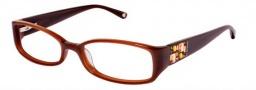Bebe BB 5007 Eyeglasses Eyeglasses - Smoked Topaz