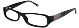Bebe BB 5006 Eyeglasses Eyeglasses - Jet