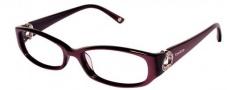 Bebe BB 5005 Eyeglasses Eyeglasses - Ruby