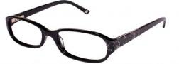 Bebe BB 5004 Eyeglasses Eyeglasses - Jet