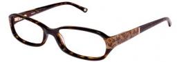 Bebe BB 5004 Eyeglasses Eyeglasses - Smoked Topaz