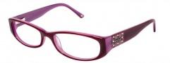Bebe BB 5002 Eyeglasses Eyeglasses - Amethyst