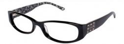 Bebe BB 5002 Eyeglasses Eyeglasses - Jet
