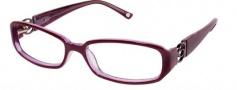 Bebe BB 5001 Eyeglasses Eyeglasses - Amethyst Purple