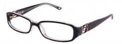 Bebe BB 5001 Eyeglasses Eyeglasses - Jet Black
