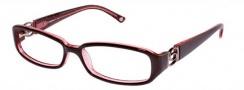 Bebe BB 5001 Eyeglasses Eyeglasses - Smoked Topaz