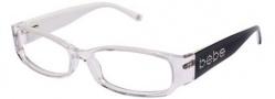 Bebe BB 5000 Eyeglasses Eyeglasses - Crystal