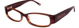 Bebe BB 5000 Eyeglasses Eyeglasses - Smoked Topaz