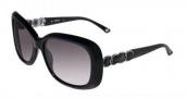 Bebe BB 7021 Sunglasses Sunglasses - Jet / Grey Gradient