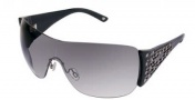 Bebe BB 7013 Sunglasses Sunglasses - Jet /Grey Gradient
