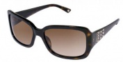 Bebe BB 7006 Sunglasses Sunglasses - Tortoise / Brown Gradient